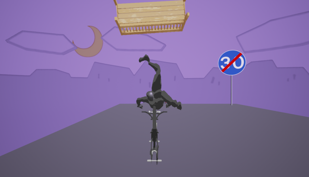 bikerider-vr_animation_collision