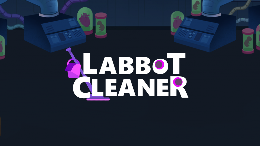 LABBOT CLEANER